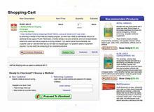 健康产品网上商店系统