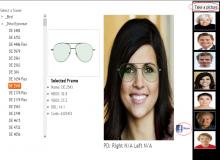在线镜片导购店-基于HTML5的电子商务系统